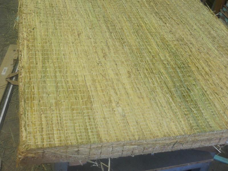 標準稲わら床